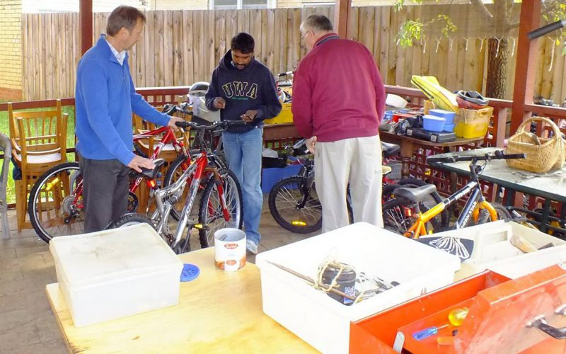 Build a bike-FOR