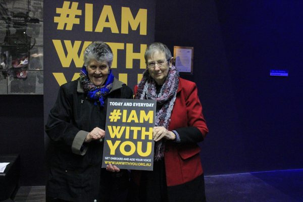 #IamWithyou Movement