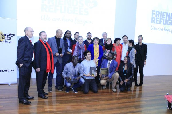 Refugee Recognition Awards