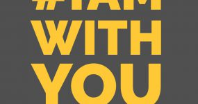 #IamWithYou